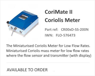 OVAL Corimate Coriolis Flow Meter