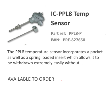 iCenta IC PP8 Pressure Switch