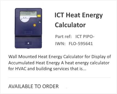 iCenta ICT Heat Meter