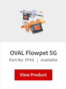 Flowpet 5G from Oval Flow Meters