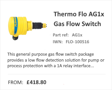 Flowline Gas Thermo AG10