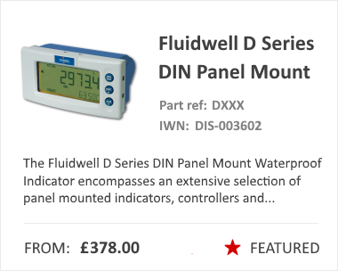 Fluidwell D Series Pressure Switch
