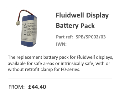 Fluidwell Replacement Battery Pack