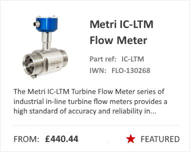 Metri IC LTM Turbine Flow Meter