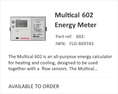 iCenta Multical 602 Calculator