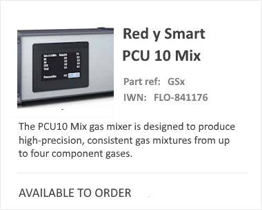 Red-Y Smart PCU 10 Thermal Mass Flow Meter