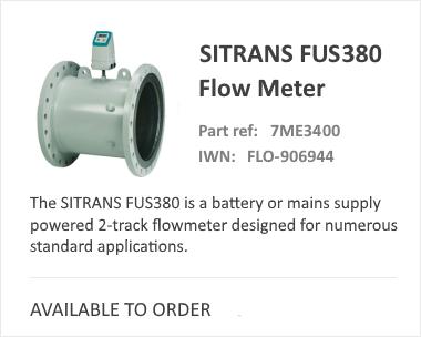 Sitrans FUS380 Flow Meter
