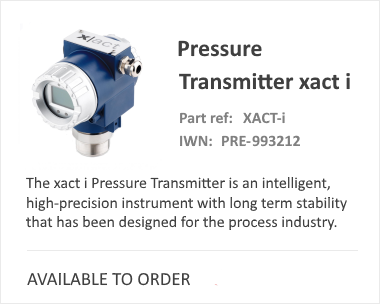 XATI Pressure Switch