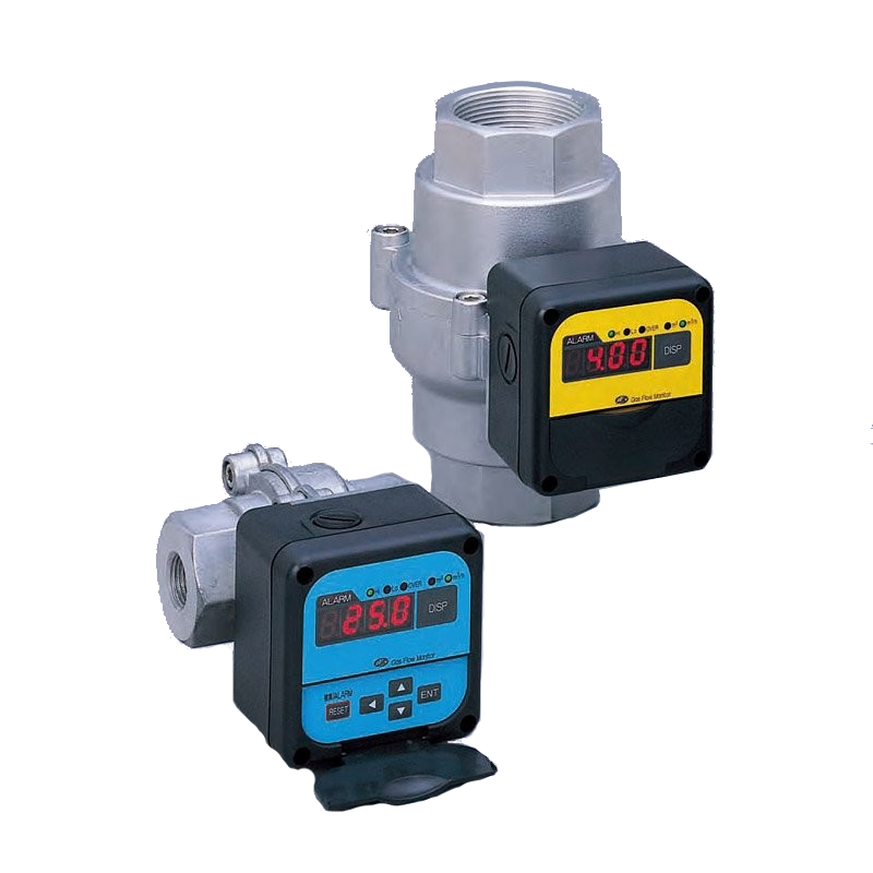 CMG Gas Mass Flow Monitor