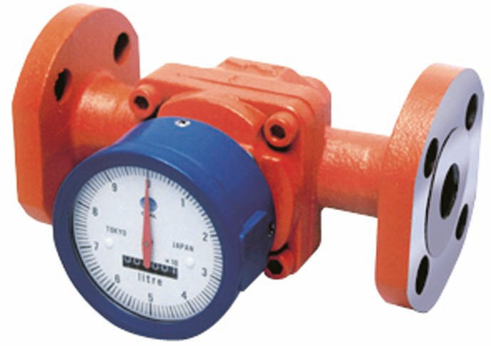 OVAL Flowpet NX Geared Flow Meter