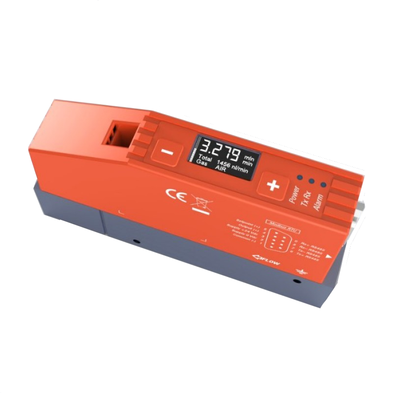 Red-y Smart Mass Flow Meter from Vogtlin